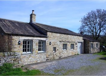 Thumbnail 3 bed detached house for sale in Redmire, Leyburn