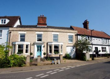 Thumbnail 4 bed terraced house for sale in Pople Street, Wymondham