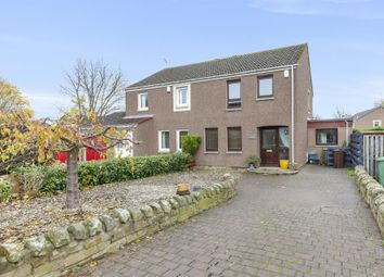 Thumbnail 4 bed semi-detached house for sale in 32 Acredales, Haddington