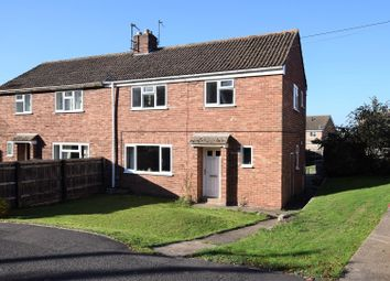 Thumbnail 3 bed semi-detached house for sale in Stamford Road, South Luffenham, Oakham