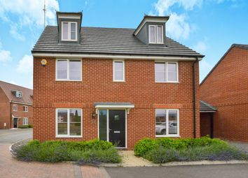 Thumbnail 5 bed town house for sale in Antigua Way, Newton Leys, Milton Keynes