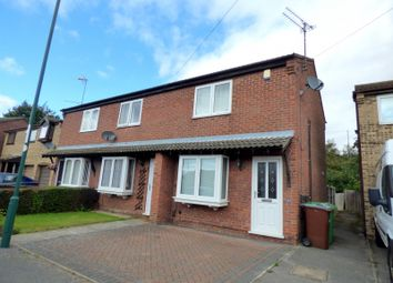 Thumbnail 2 bed end terrace house to rent in Corsham Gardens, Nottingham