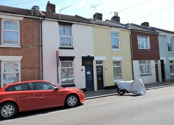 Thumbnail 4 bed terraced house to rent in Napier Road, Southsea
