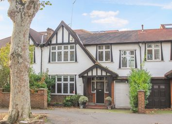 Thumbnail 4 bedroom terraced house for sale in Maple Road, Surbiton