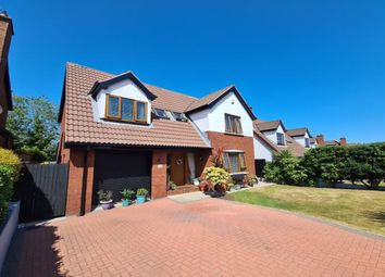 Thumbnail 4 bed detached house for sale in Lord Warden's Avenue, Bangor