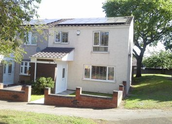 Thumbnail 4 bedroom end terrace house for sale in Worcester Walk, Marston Green