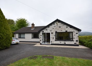 Thumbnail 4 bed bungalow for sale in Foughilletra Road, Jonesborough, Newry