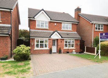 Thumbnail 3 bed detached house for sale in Foxdene Grove, Winstanley, Wigan