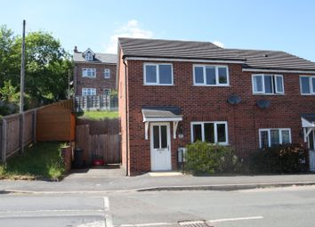 Thumbnail 3 bed terraced house to rent in Spencer Street, Northwich