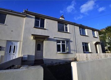 Thumbnail 3 bed terraced house to rent in Rowcroft Road, Paignton, Devon