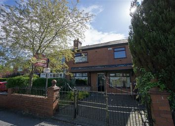 Thumbnail 4 bed semi-detached house for sale in Church Lane, Westhoughton, Bolton
