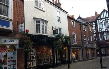 Thumbnail Retail premises to let in 81 Parchment Street, Winchester, Hampshire