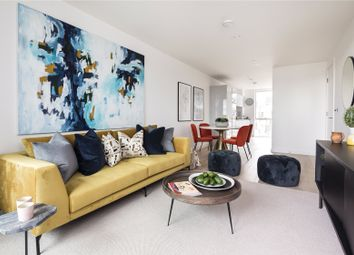 Thumbnail 2 bed flat for sale in Abbey Road Cross, 131-143 Belsize Road, South Hampstead, London