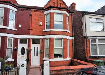 Thumbnail 3 bed semi-detached house for sale in Highfield Road, Birkenhead