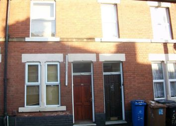 Thumbnail 5 bed property to rent in Farm Street, Derby