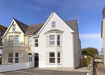 Thumbnail 1 bed flat to rent in Treyew Road, Truro
