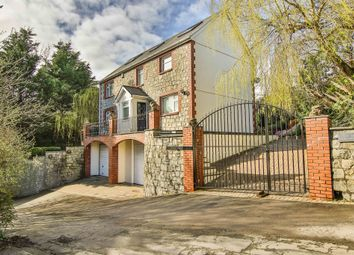 Thumbnail 6 bed detached house for sale in Well Road, East Aberthaw, Barry