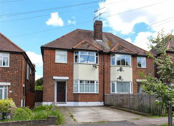 Thumbnail 2 bed flat for sale in Claybury Broadway, Clayhall, Ilford