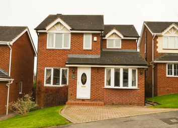 Thumbnail 4 bedroom detached house for sale in Cardwell Avenue, Woodhouse, Sheffield