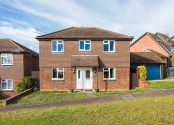 Thumbnail 4 bed detached house for sale in Mortain Drive, Northchurch, Berkhamsted