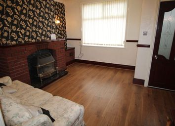 Thumbnail 2 bed terraced house to rent in Cemetery Road, Preston