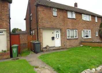 Thumbnail 3 bed semi-detached house to rent in Halyard Close, Luton