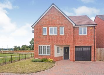 4 bed detached house for sale in Glebe Road, Northampton NN2