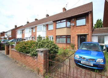 Thumbnail 3 bed end terrace house for sale in Yewdale Crescent, Potters Green, Coventry
