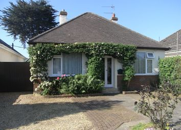 Thumbnail 2 bedroom detached bungalow for sale in New Road, Ringwood