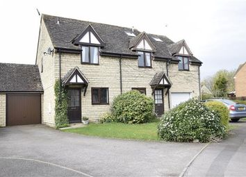 Thumbnail 2 bedroom semi-detached house to rent in Bury Mead, Stanton Harcourt, Witney, Oxon