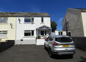 Thumbnail 2 bed semi-detached house for sale in Lynden, Lower Cwmtwrch, Swansea.