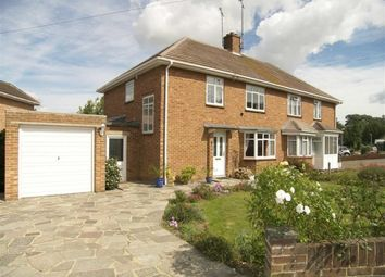 Thumbnail 3 bed semi-detached house to rent in The Meadway, Sevenoaks
