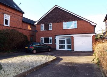 Thumbnail 5 bed property to rent in Springfield Road, Leicester