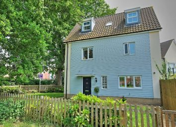 Thumbnail 4 bed semi-detached house for sale in Dunlin Drive, Norwich