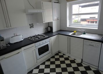 Thumbnail 6 bedroom terraced house to rent in Bridgelea Road, Withington, Manchester