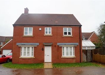 Thumbnail 4 bedroom detached house to rent in Blackcurrant Drive, Long Ashton, Bristol
