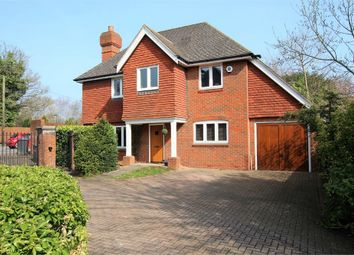 Thumbnail 4 bed detached house for sale in Longwall, Felbridge, East Grinstead, West Sussex