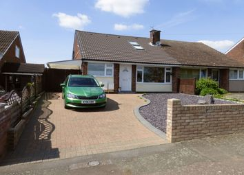 Thumbnail 3 bed bungalow for sale in Brookfield Road, Goldington, Bedford