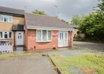 Thumbnail 2 bedroom terraced bungalow for sale in Somerville, Werrington, Peterborough