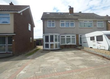 Thumbnail 5 bedroom semi-detached house for sale in Rainham, Essex, .