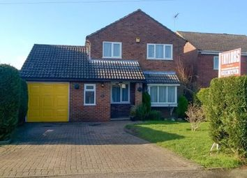 Thumbnail 4 bedroom detached house for sale in Wymington Road, Rushden, Northamptonshire, England