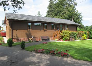 Thumbnail 2 bedroom mobile/park home for sale in The Grange Country Park (Ref 5369), East Bergholt, Suffolk