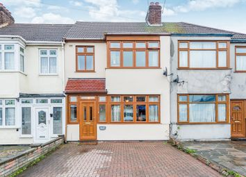 Thumbnail 3 bed terraced house for sale in Rainham Road, Rainham