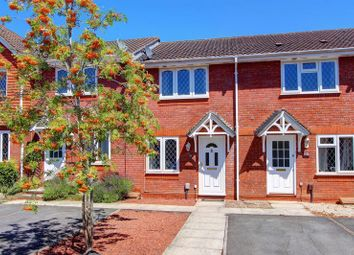 Thumbnail 2 bed terraced house for sale in Ennel Copse, North Baddesley, Hampshire