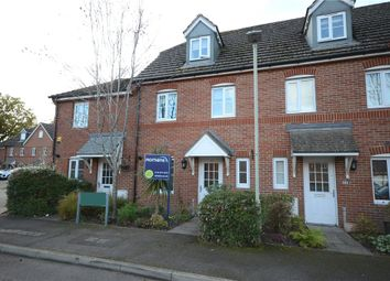 Thumbnail 3 bedroom terraced house for sale in Poperinghe Way, Arborfield, Reading