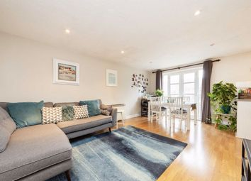 Thumbnail 2 bed flat for sale in Langbourne Place, London