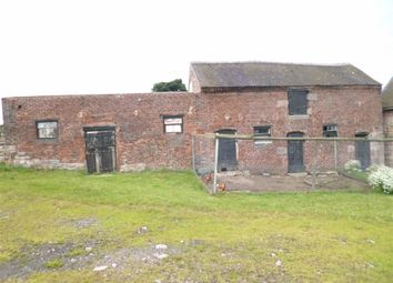 Thumbnail Commercial property for sale in Lower Farm, Consall Lane, Consall, Staffordshire