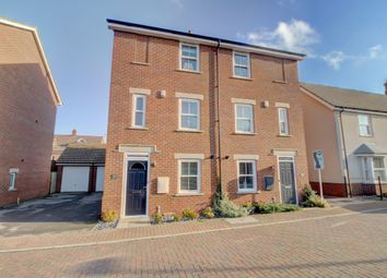 Thumbnail 4 bed semi-detached house for sale in Greensand View, Woburn Sands, Milton Keynes