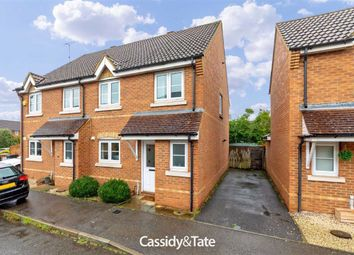 Thumbnail 3 bed semi-detached house for sale in Thistle Drive, Hatfield, Herts
