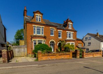Thumbnail 4 bed semi-detached house for sale in Abbots Road, Abbots Langley